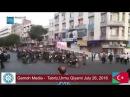 Tabriz Urmu Qiyami 26 july 2016 Güney Azerbaycan Meydanları birdaha dolddu