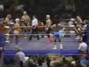 Sting, Pillman, Steiners vs Four Horsemen Sunday Edition Jan 20th, 1991
