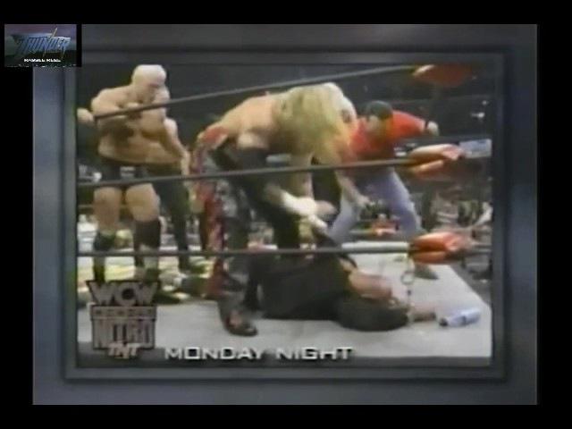 WCW THUNDER JANUARY 7, 1999