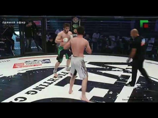 Эльдар Гаджиев vs Мансур Джамбураев
