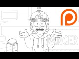 Eddsworld: The End Part 1 + 2 [ANIMATIC] [PATREON]