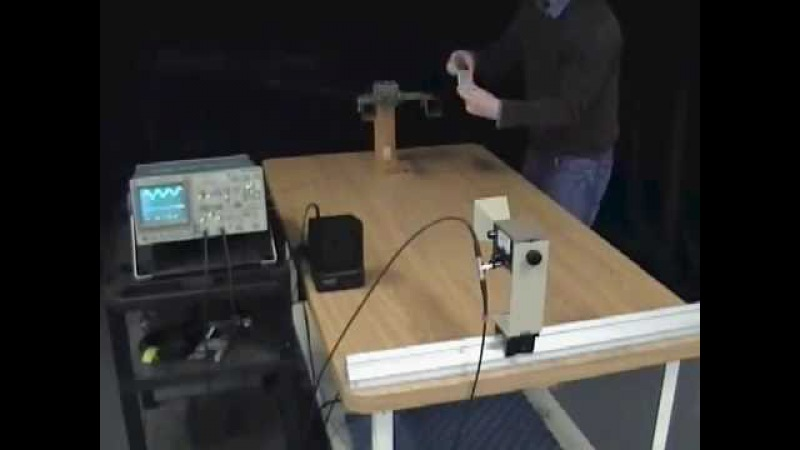 Интерференция микроволн, MIT Physics Demo, Microwave Interference bynthathtywbz vbrhjdjky, mit physics demo, microwave interfere