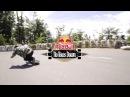 Red Bull No Paws Down 2017 World Championship at KebbeK KnK Longboard Camp