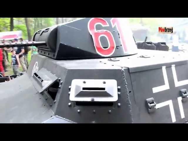 Panzerkampfwagen I - ausf B - PzKpfw I - Wyry - Gostyń