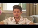 Niall Horan can't handle the heat in our Trending live questions(FULL Episode)