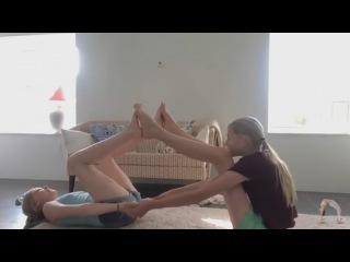 Yoga Challenge - Видео Dailymotion