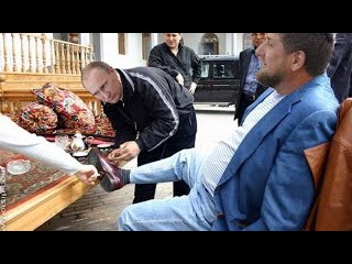 Чеченская мафия Ей платит дань Путин и боится вся Россия