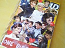 Como Personalizar Cadernos - One Direction