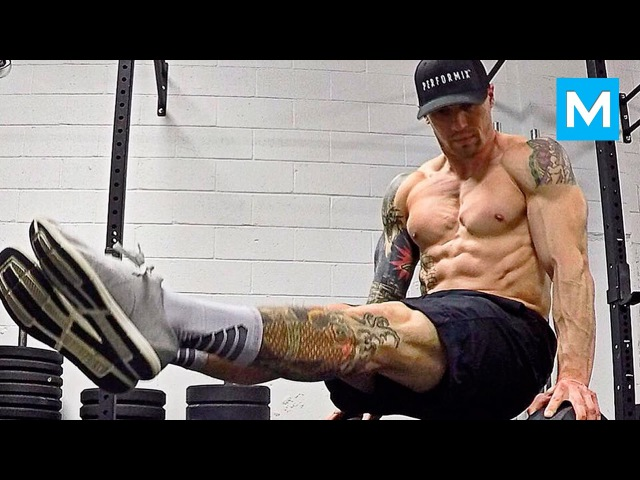 HARDEST CORE Workout - Jay Maryniak | Muscle Madness
