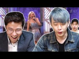 "Реакция корейцев на клип: ""Натали - О Боже, какой мужчина!"" | Корейские парни Korean ..."