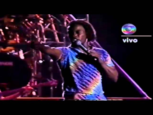 LIVING COLOUR HOLLYWOOD ROCK '92