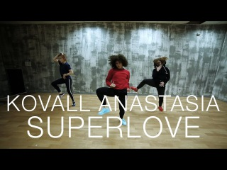 Tinashe - Superlove | Choreography by Anastasia Koval | D.Side Dance Studio