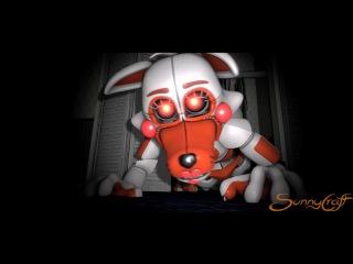 SunnyCraft's Death Scene (so hilarious) [FNaF/SFM] ~Halloween Special #1~