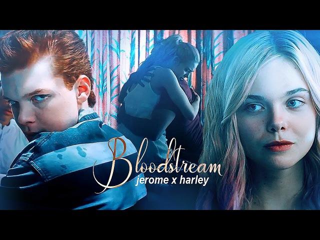 Jerome harley | bloodstream