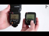 Setting up the Canon 600EX-RT Speedlight to trigger with the Canon ST-E3-RT remote