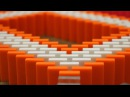 1 MILLION SUBSCRIBERS PREVIEW (30,000 Dominoes Timelapse)