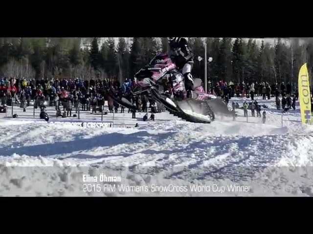 FIM SnowCross World Championship 2015