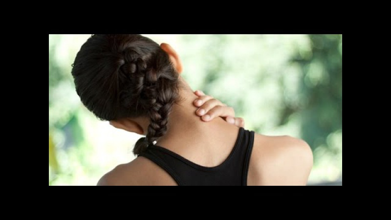 Упражнения для шеи, плеч, грудного отдела - йога для позвоночника
