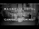 Strange Town | Magnolia Hotel [Campbell Mist]