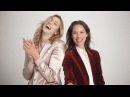 Karlie Kloss and Christy Turlington Burns on Relationships: Extraordinaries | Cole Haan
