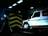 Crash test Mercedes-Benz G-Class
