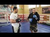 Основы эффективного спарринга! Уроки бокса #4