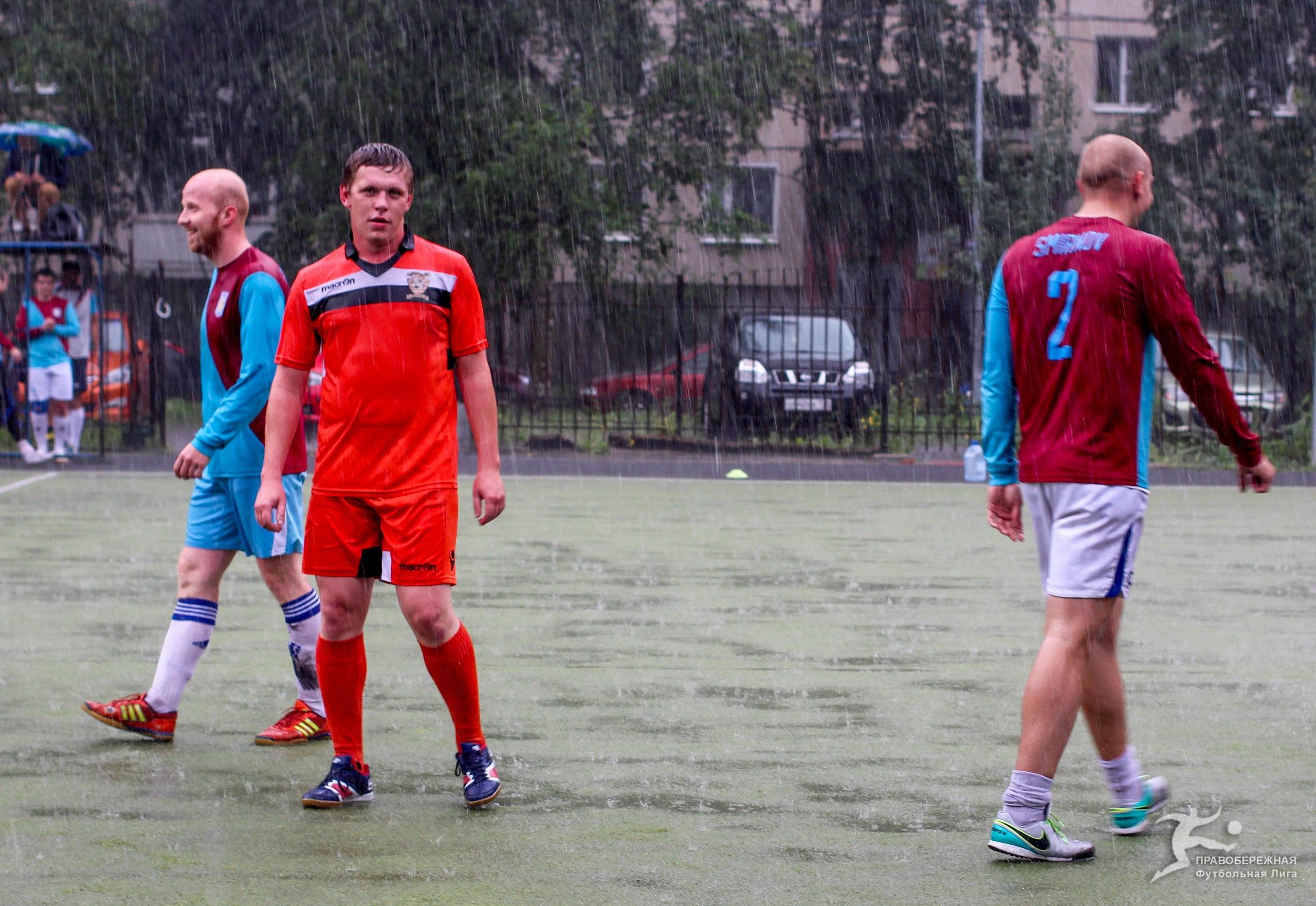 Виталий Смирнов в матче против