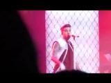 Adam Lambert - Runnin Chokehold Sleepwalker at Tokyo Dome City Hall 2016-1-8