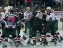 Самые жестокие драки в хоккее. The best cruel fights in hoccey