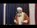 Ramazandan çykan kişi ýagşy diñle Yrakly Türkmenlerden Şeýh Hamid Abdulkerim Ahun