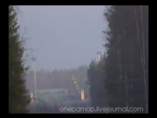 Учебно-боевой пуск баллистической ракеты Тополь-М