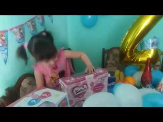 День народження Дариночки)))