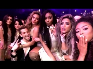 20 ноября 2016: Fifth Harmony на AMAs.