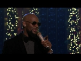 R. Kelly: Step in the Name of Love/Home for Christmas Medley - The Tonight Show