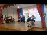 конкурс инсценированной пионерской песни СОШ № 29 24.04.17