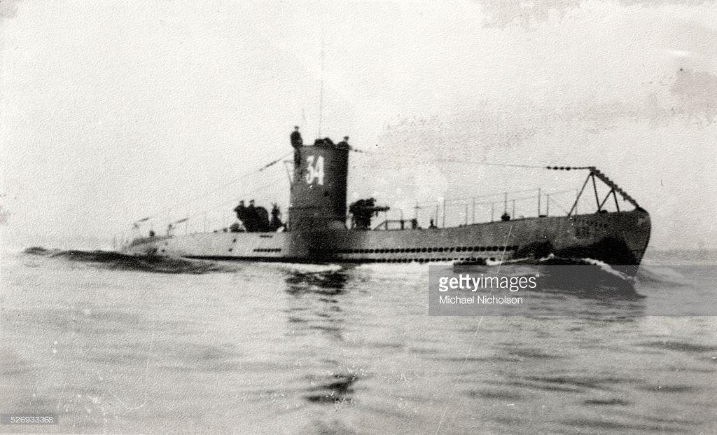 U-34 Кригсмарине