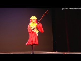 #косплей : liselle – delphox (pokemon) – /akicon 2016/
