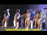 SAMBA BIKINI PRESENTATION_ RIO 2014 QUEEN OF CARNIVAL CONTEST  !!!