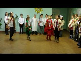 Наш мини-концерт с МЕГА эмоциями)))) 5-А умнички!