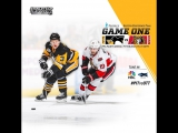 NHL 17 PS4. 2017 STANLEY CUP PLAYOFFS 100th EAST FINAL GAME 1 OTT VS PIT. 05.13.2017. (NBCSN) !