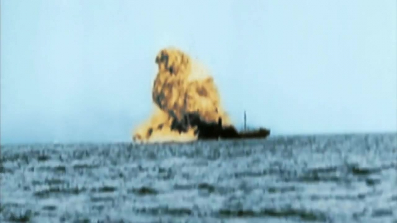 Война на море (1939-1944 гг.)