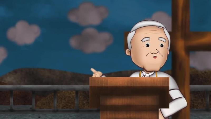 Święty Jan Paweł II życie Świętego Papieża