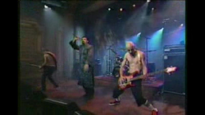 System Of A Down - Spiders (live)