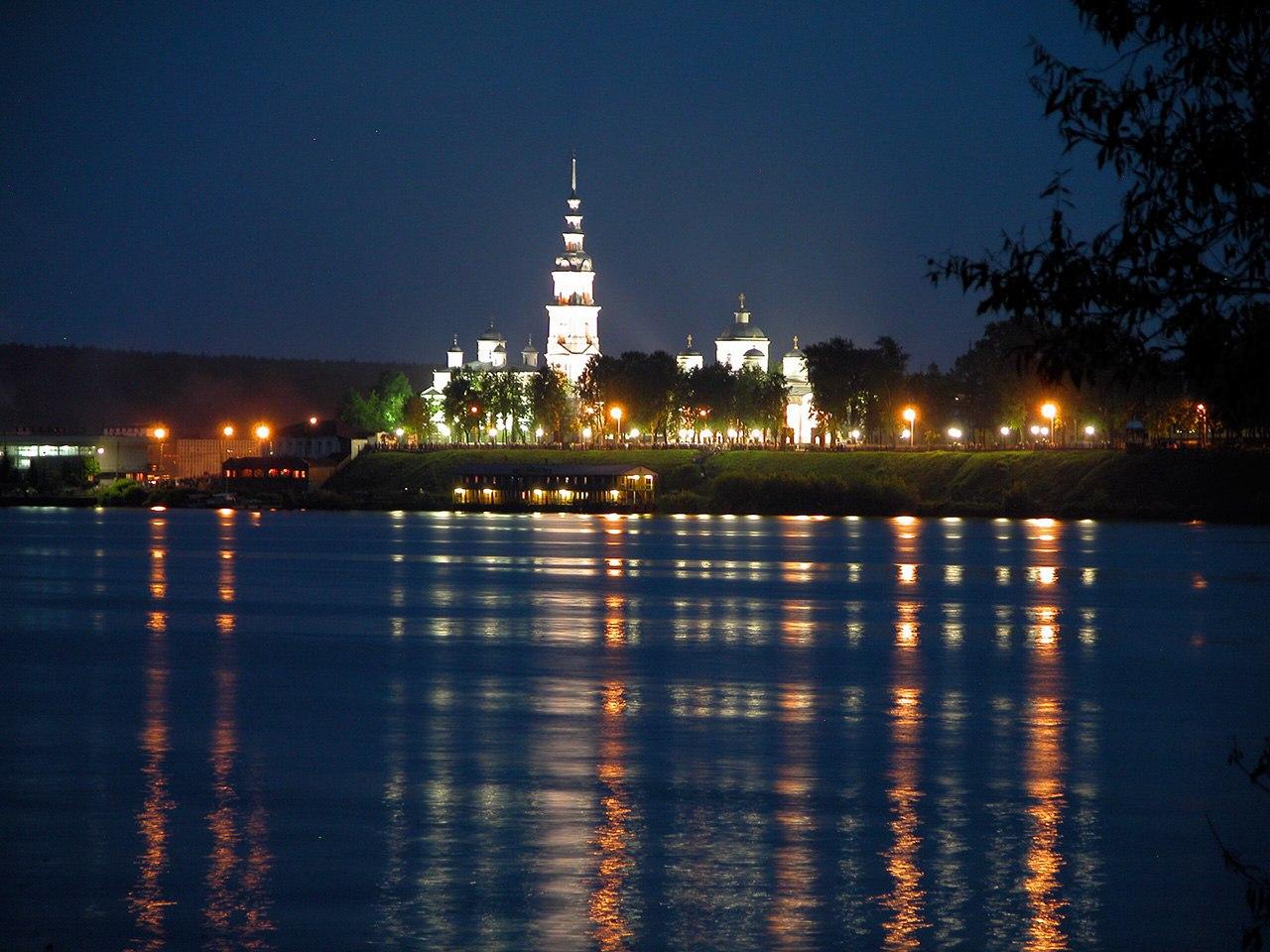 Что посмотреть в городе #Кинешма Ивановской области    Среди достопримечательностей Кинешмы можно выделить х...