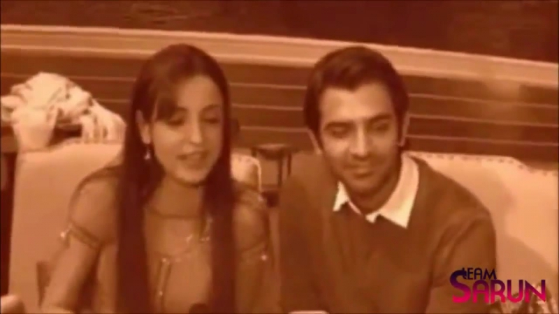 Iss Pyaar Koo Kya Naam Doon (IPKKND) (OffScreen Moments) Sarun Masti on Set