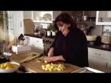 Босоногая графиня Простая кухня, 1 сезон, 24 эп. Новая жизнь традиционных блюд.