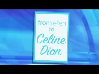 Happy birthday, Celine Dion!