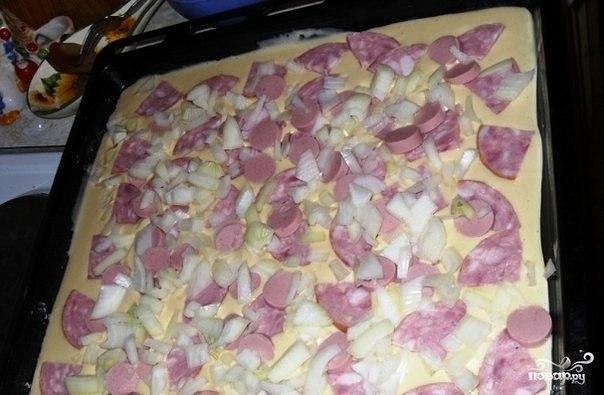 Быстрая пицца Рецепт для тех, кто любит пиццу,