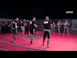 Video of final Fight of the TFC Event 1 LPH (Poznan, Poland) vs JungVolk (Moscow