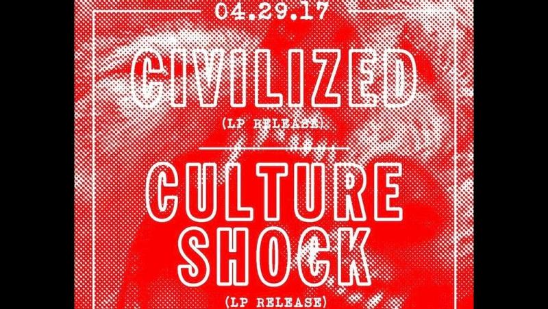 Civilized / Combat Force / Culture Shock - Denver, CO 29.04.17